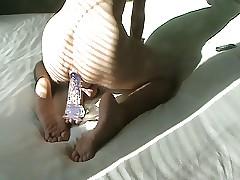 Cute Gay Gets Elephantine Cock